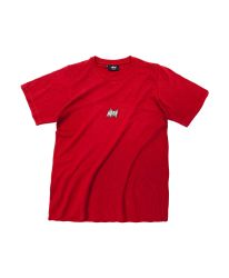 NORM 'JUST NORM II ' TEE RED